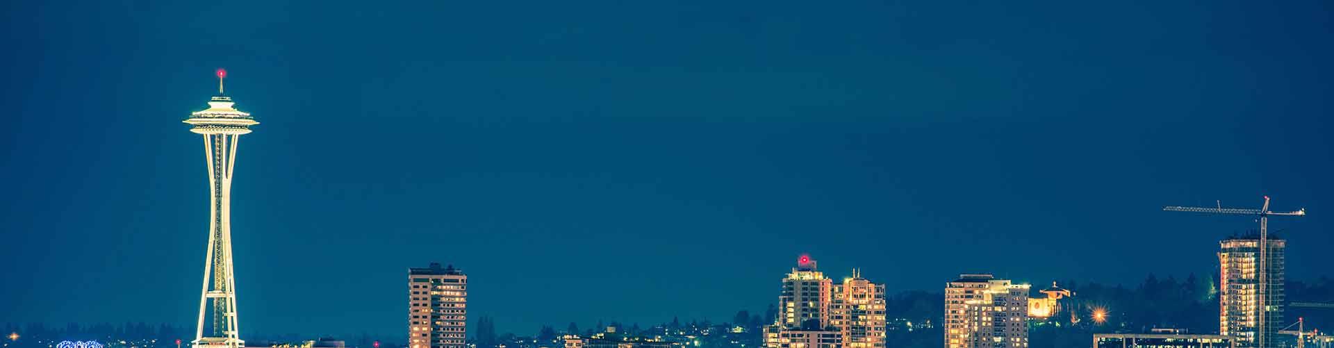 Seattle skyine