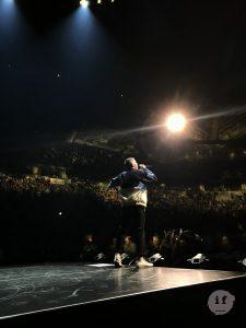Macklemore onstage