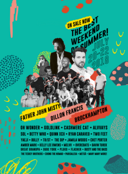 Capitol Hill Block Party Concert Line up