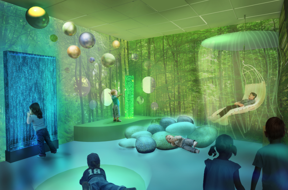 Indoor Sensory Room