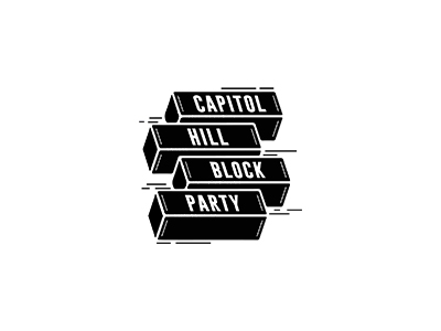Cp Hill Block Party Logo