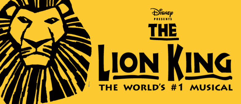 The lion king musical logo.