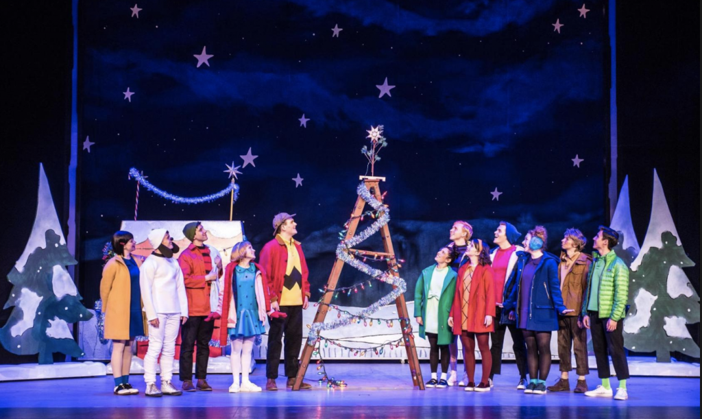 A Photo from A Charlie Brown Christmas Live