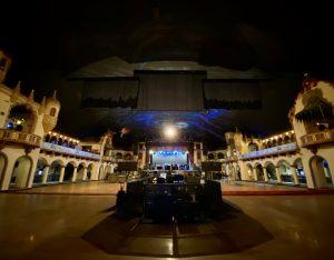 Inside Aragon Ballroom