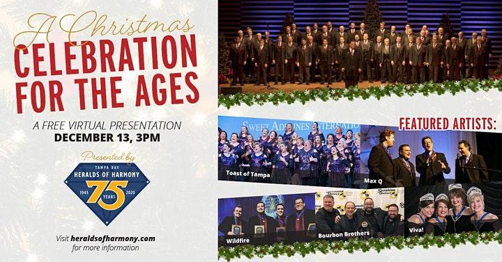 A photo showing the choir