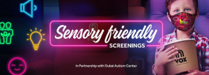 Sensory Friendly Ad